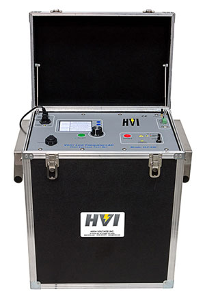 HVInc VLF-65E Cable Test Set